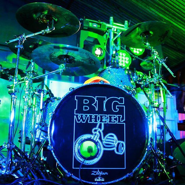 #bigwheelband #80smusic #80s #drums #beats #dance #ocdc #rock #rockandroll #blue #bigwheels