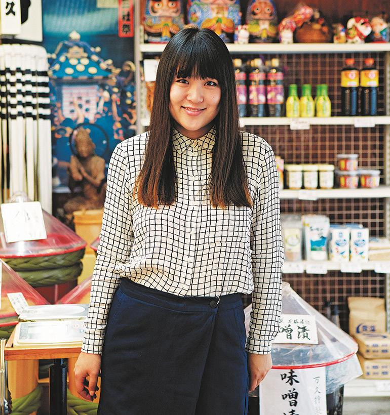 Umami entrepreneur Bonnie Chung