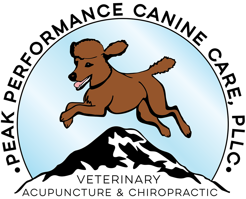 Peak Performance Canine Care Logo
