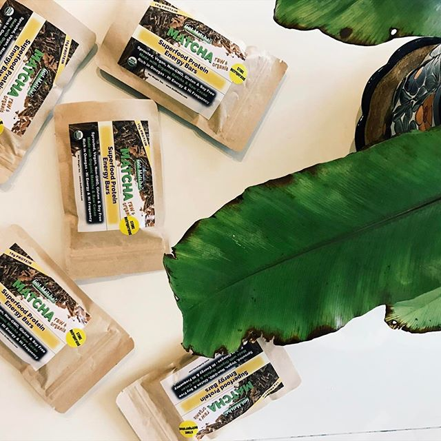 It's been buzzing🐝around town.. and now we've finally got our hands on these gems! Now carrying The Perfect Superfood Protein Bar! It's Raw, Organic and 100% GF. Come and get em! #gotmatcha #proteinbar  #sb #keepitlocal #glutenfree #raw #soyfree #organic