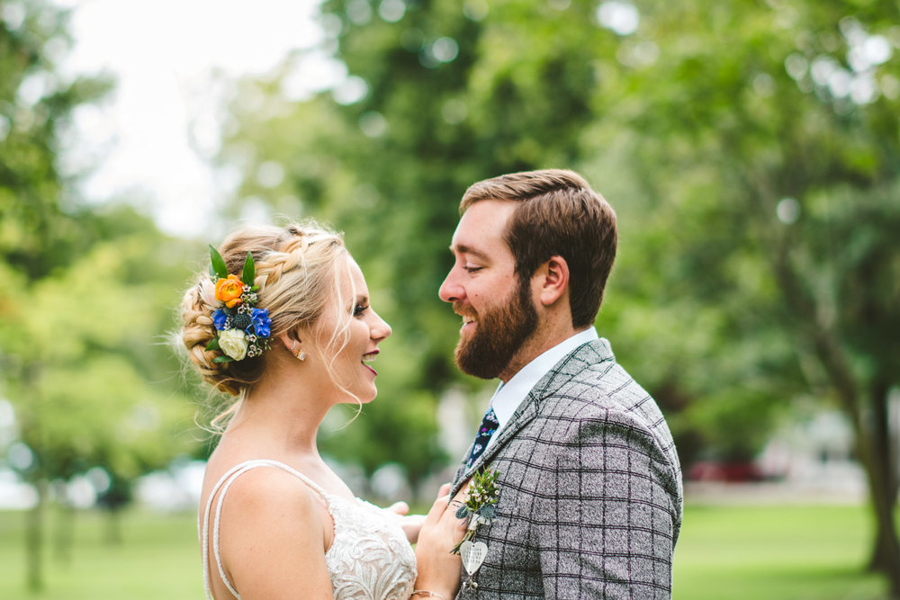 Hair and Makeup: Stella & Shay; Photo: Michael Freas Photography