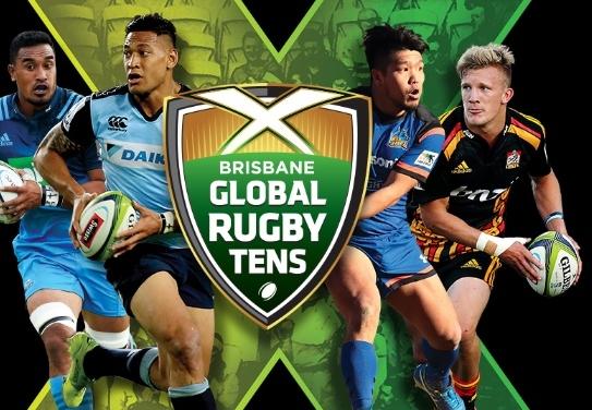 Brisbane Global Tens Rugby