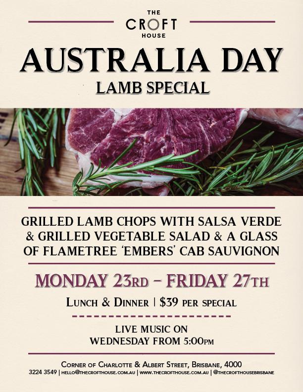 Australia Day Special