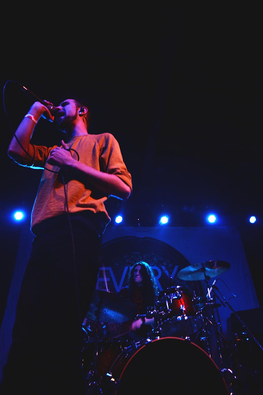 City Mouth, Bottom Lounge, 12/2018