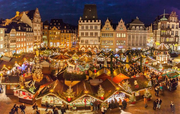Trier at Christmas