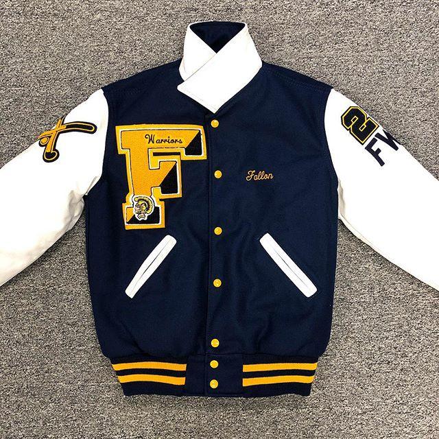 Franklin High School Varsity Jackets