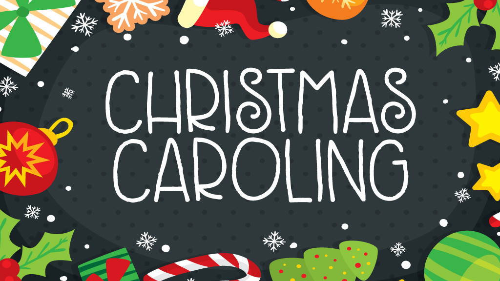 Christmas Caroling.Christmas Caroling St Luke S Episcopal Church