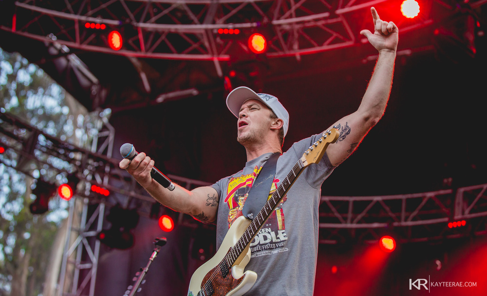 Miles Doughty // Slightly Stoopid