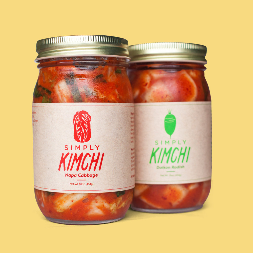 Simply Kimchi