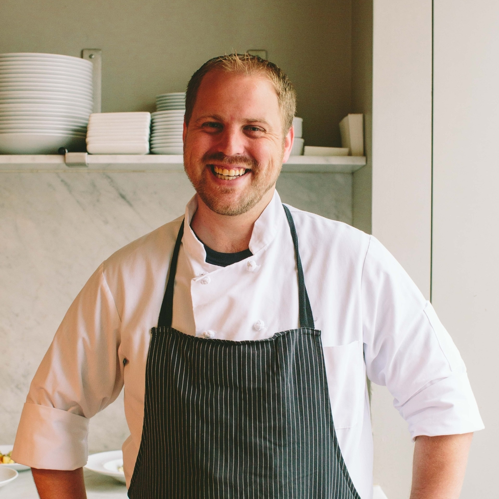 Andrew Chochrek, Executive Sous Chef