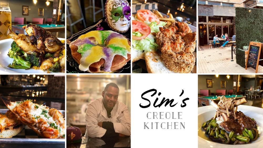 Sim's Creole Kitchen: Mardi Gras Pop-up