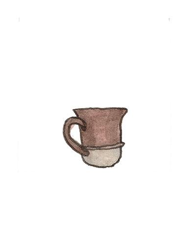 John Dwight (ca. 1636— 1703), Fulham, England   Capuchine, 1690-1700  Salt-glazed stoneware, 2004.8