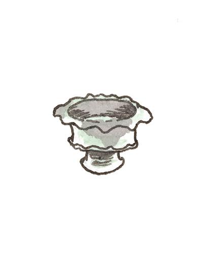 Unknown origin   Tazza, 120-160 A.D.  Earthenware, 2009.14