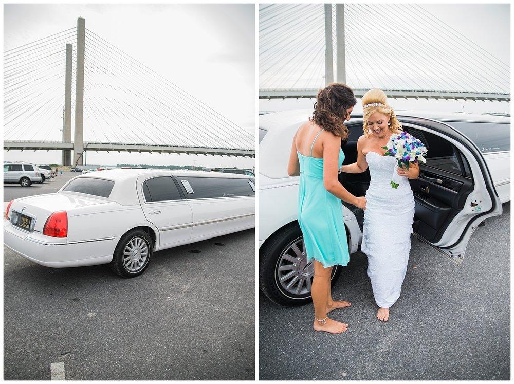 bride-exiting-limo-rehobeth-beach-wedding-photographer.jpg