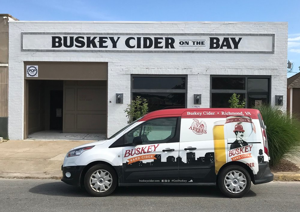 Buskey Cider on the Bay Picture.JPG