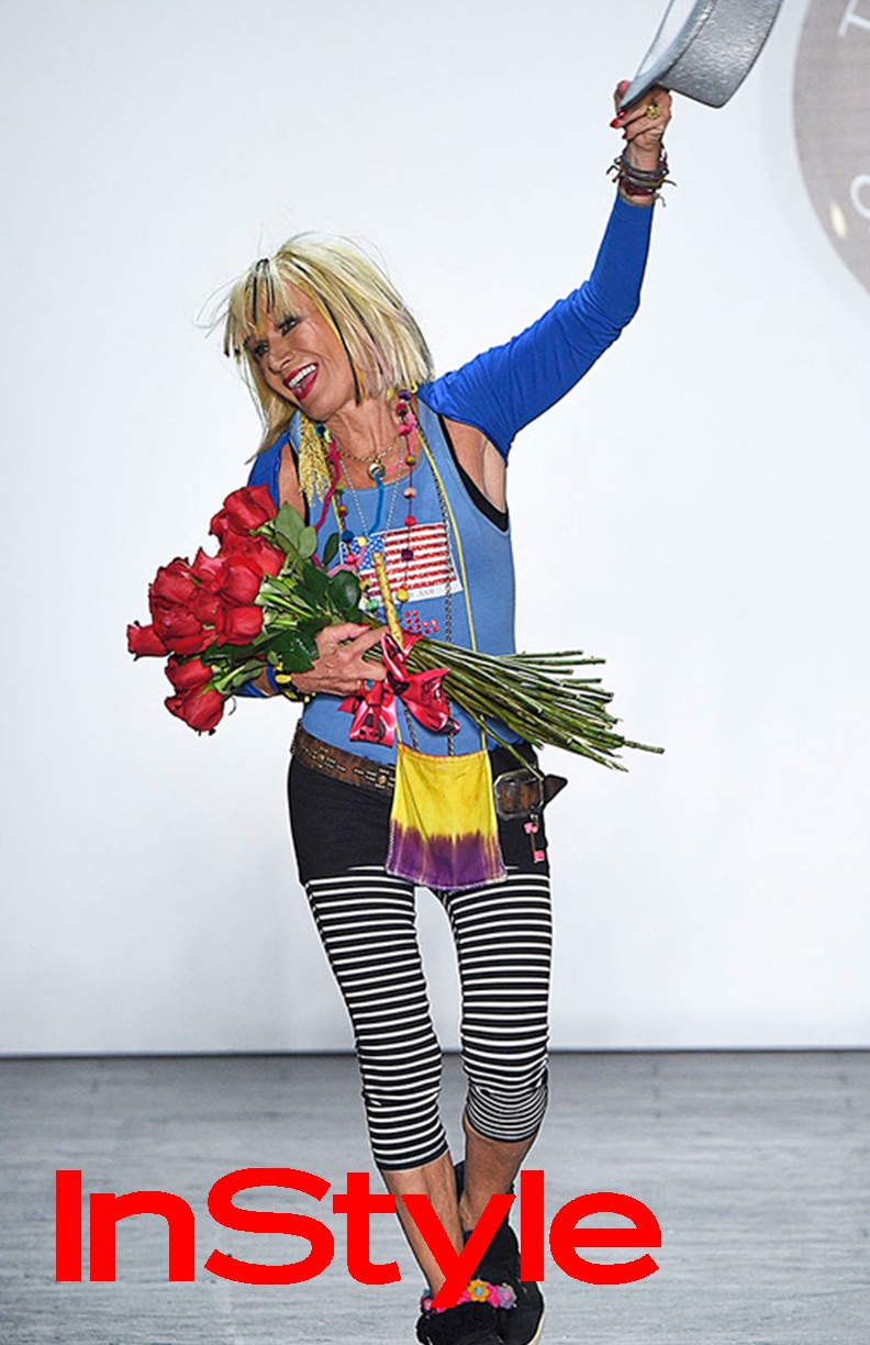 Betsey Johnson Celebrates 50 Years By Going Back in Time