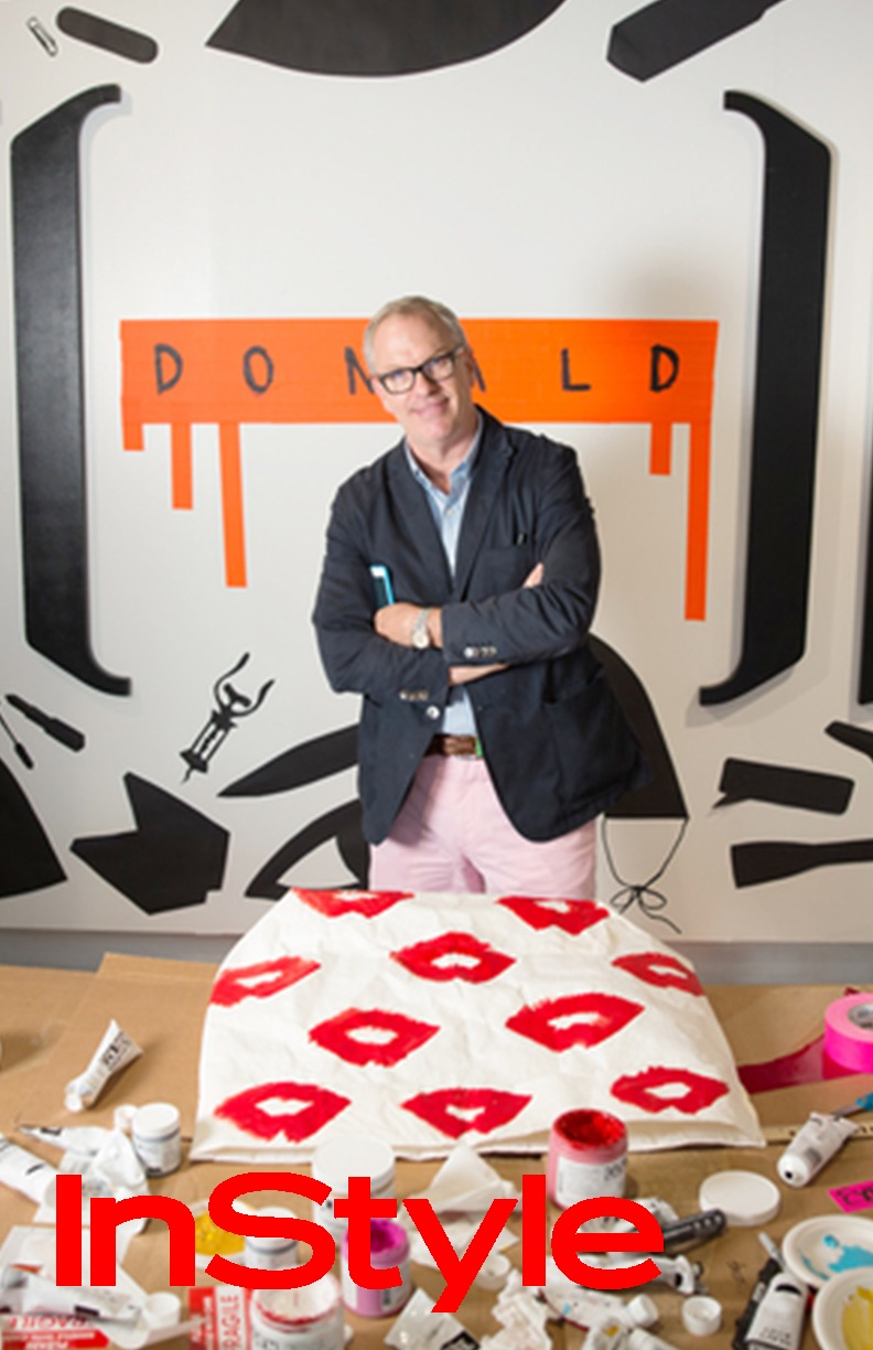 Inside the Fascinating World of Illustrator Donald Robertson and His Collaboration with STORY