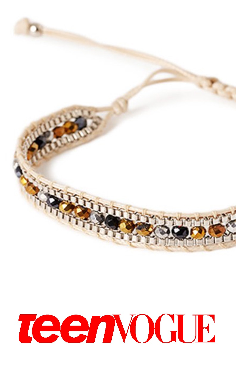 14 Fashionable Versions of the Friendship Bracelet