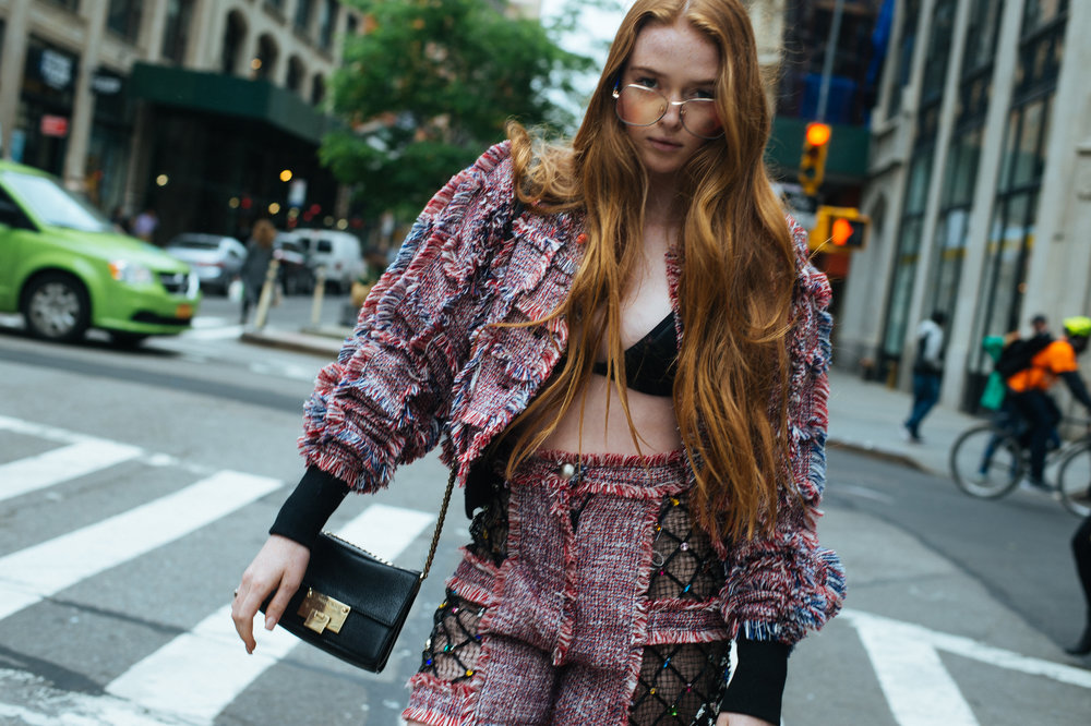 Larsen Thompson in New York