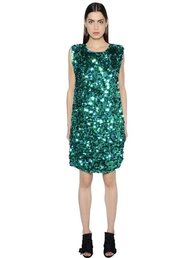 Gianluca Capannolo Sequin Dress