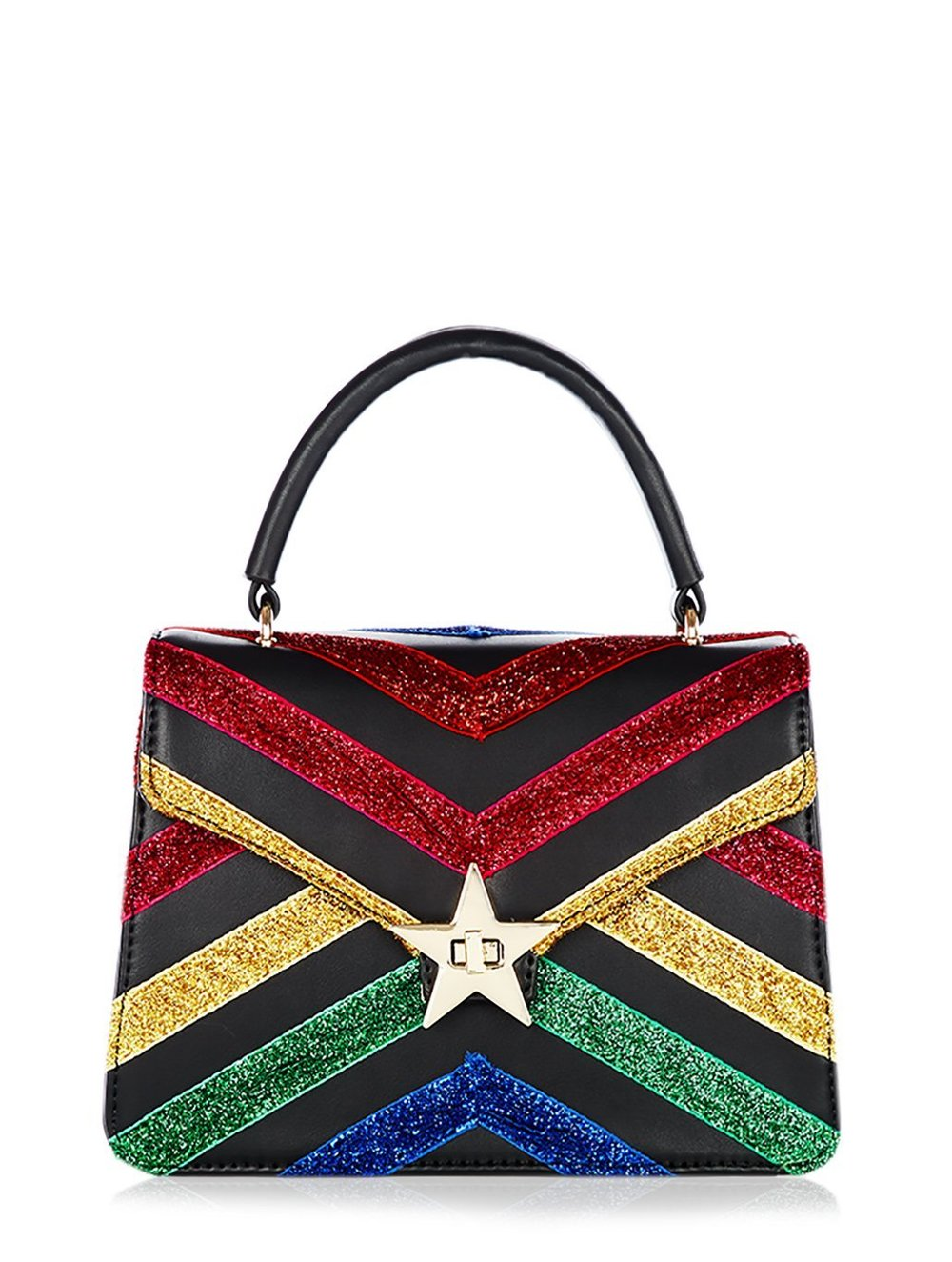 Skinny Dip London Rainbow Bag