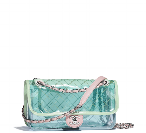 Chanel Flap Bag, $3,000