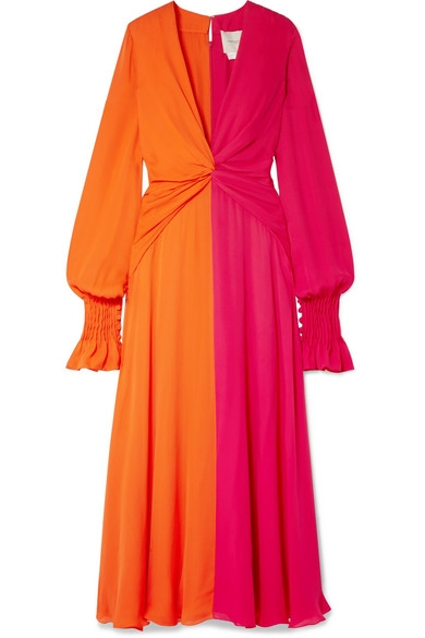 Carolina Herrera Maxi Dress