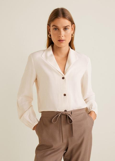 Camp-collar shirt, $59.99