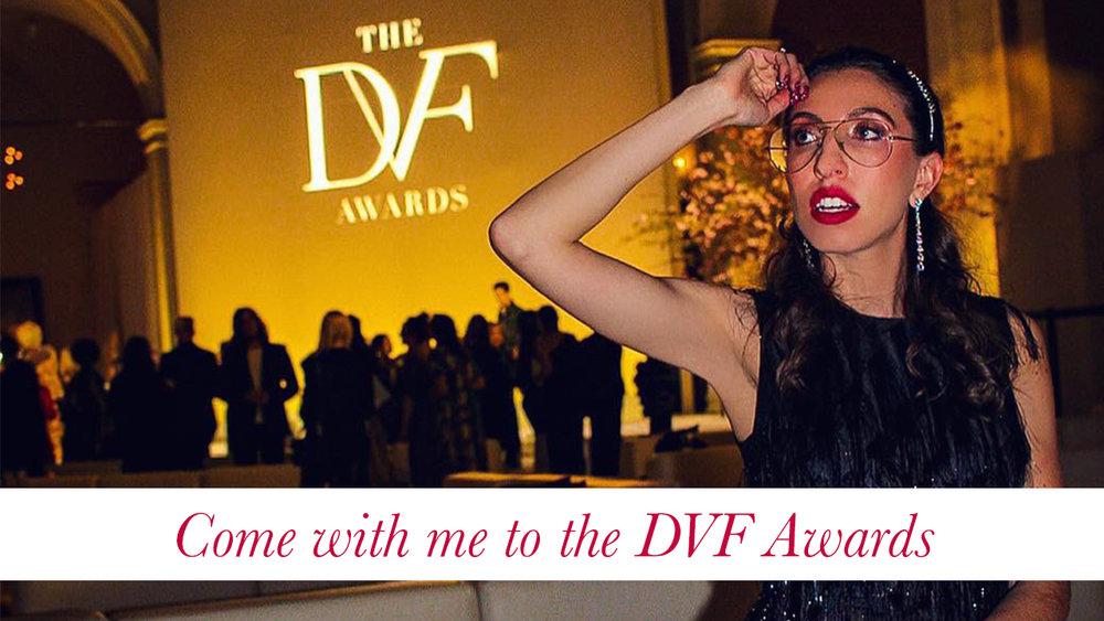 DVF Awards