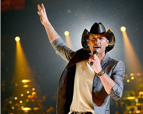 9. Tim McGraw: Tim is not only known for being a country superstar, McGraw is also an actor and appeared in a few TV shows and films. Out of the 13 albums he has recorded, 10 became #1 best sellers. His Soul2Soul II Tour with Faith Hill is the highest grossing tour in country music history, and one of the top 5 among all genres of music. It comes as no shock to see him featured on our list. He sits at #9 with a net worth of $65 million.