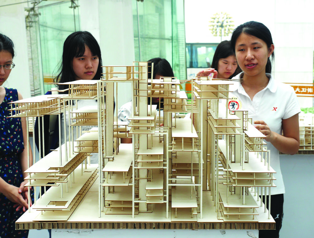 China Eco-Cities Studio, 2015