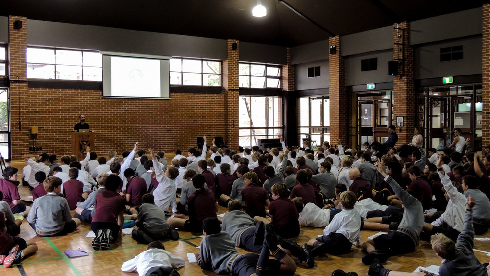 Scotch College Year 7 Liveability