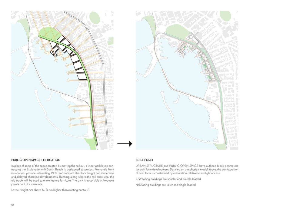 Gareth Ringrose. Master of Urban Design Thesis. 2014. Concept Diagram