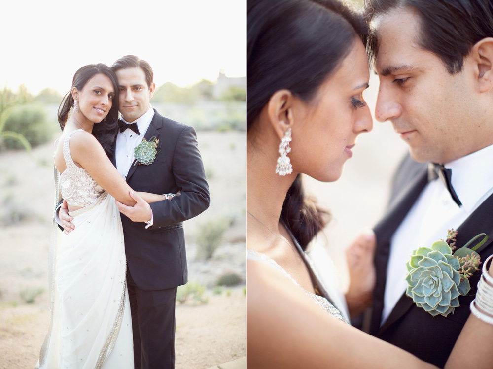 Bride and groom portraits at Sassi wedding