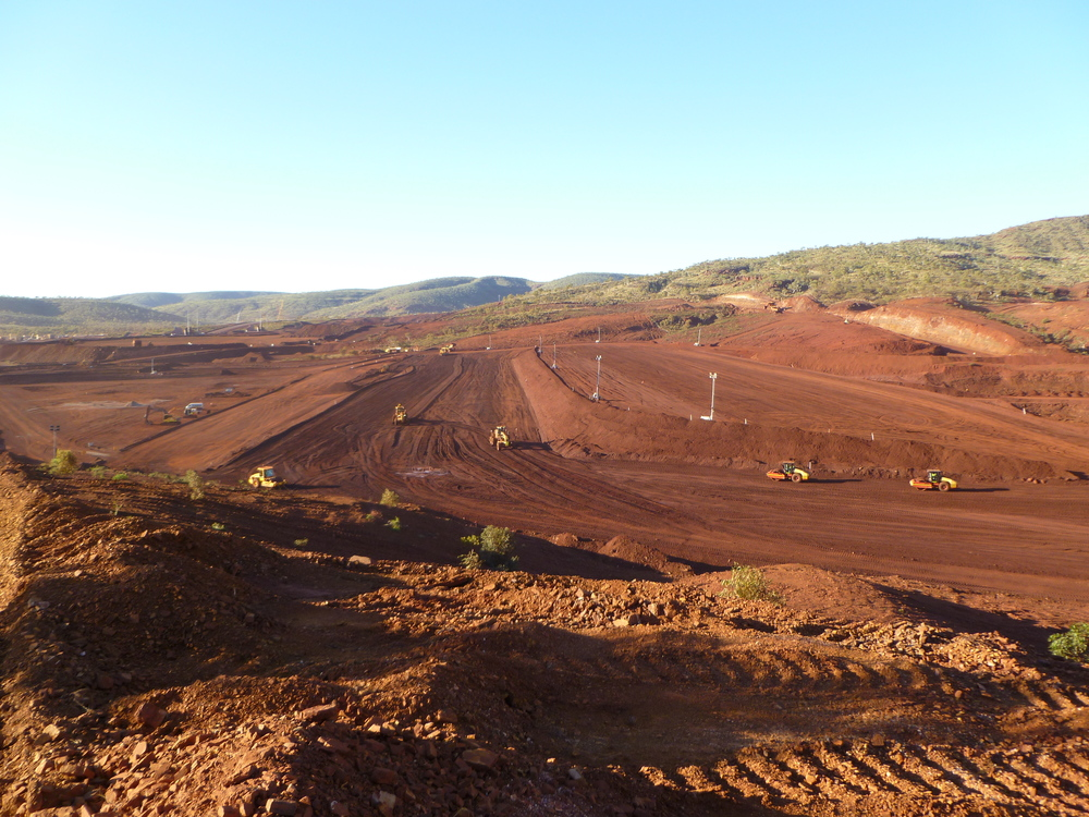 KINGS TAILINGS STORAGE FACILITY
