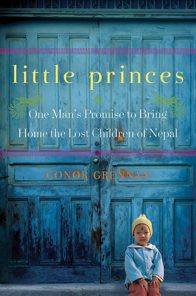Little Princes by Conor Grennan 656