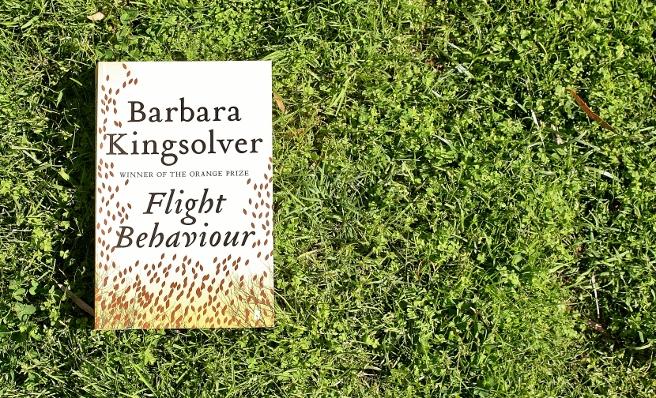 Flight Behaviour by Barbara Kingsolver