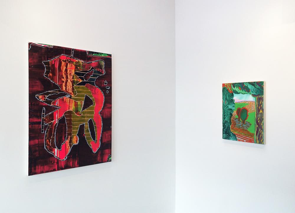 L: Britton Tolliver, R: Shara Hughes