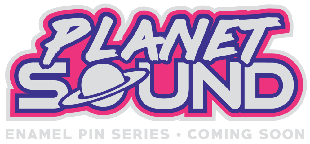 COLLAB: Matt Lineham Art - Edited these dope 80's sci-fi style videos for mlinehamart.com out-of-this-world enamel pin series!Introducing PLANET SOUND!!! Meet the first alien band sent down to Earth from Planet Sound: NU ODOR!