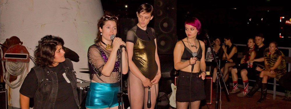 Co-Host of Cuntmedy: Fighting the Cistem - the first monthly stand up/performance art production to center voices of trans and non-binary performers in New York City.