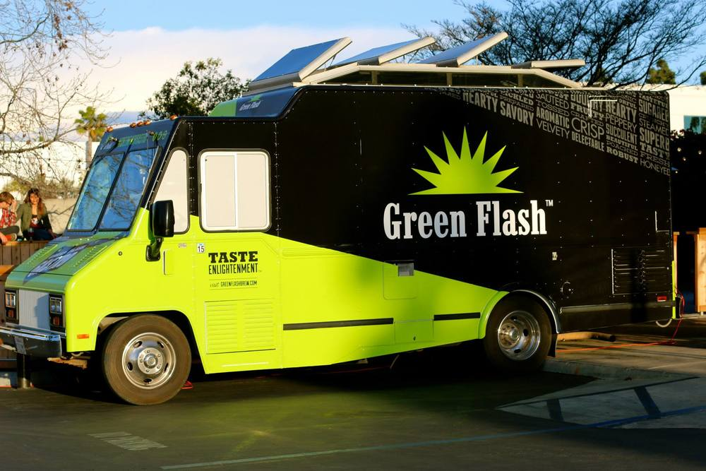 Green Flash Food Truck