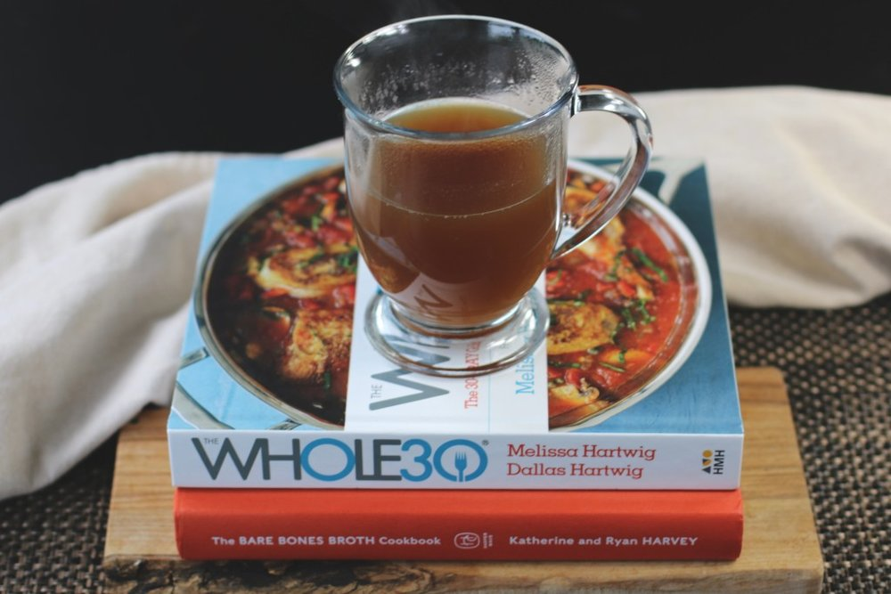 Whole 30 September Challenge -