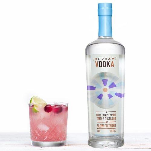 feb 3 2017 cocktails valentines vodka durham distillery - Valentines Vodka