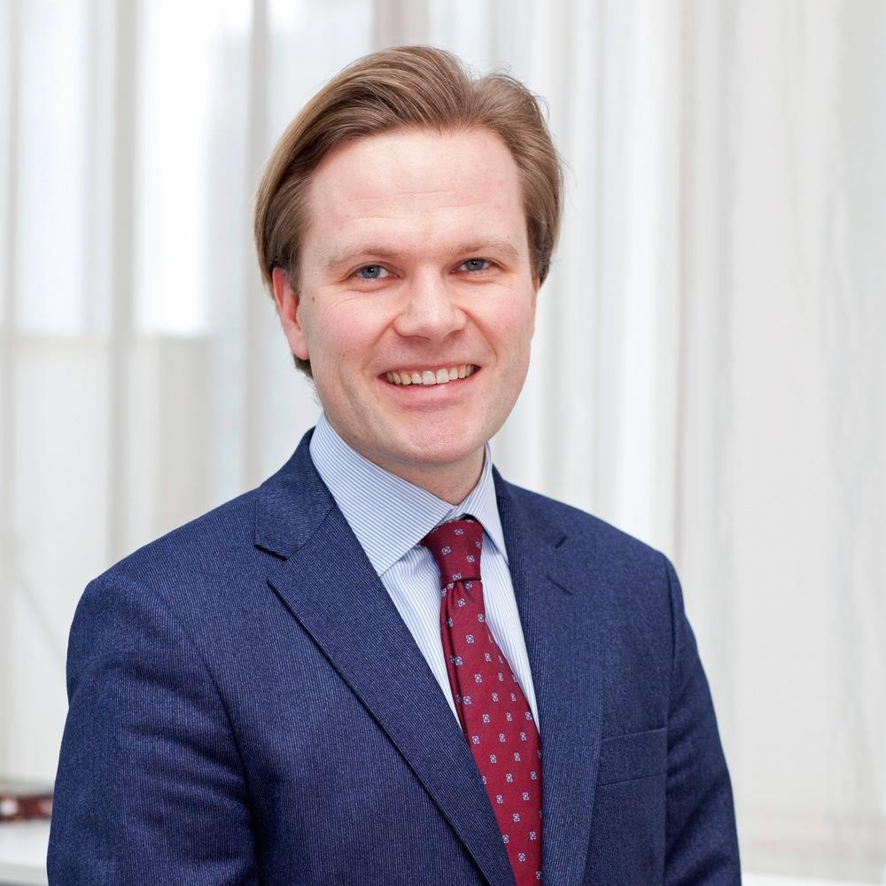 Markus Kitunen Chief Financial Officer