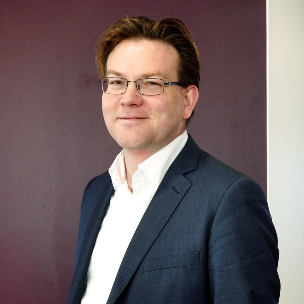 Matti Zemack Chief Digital Officer
