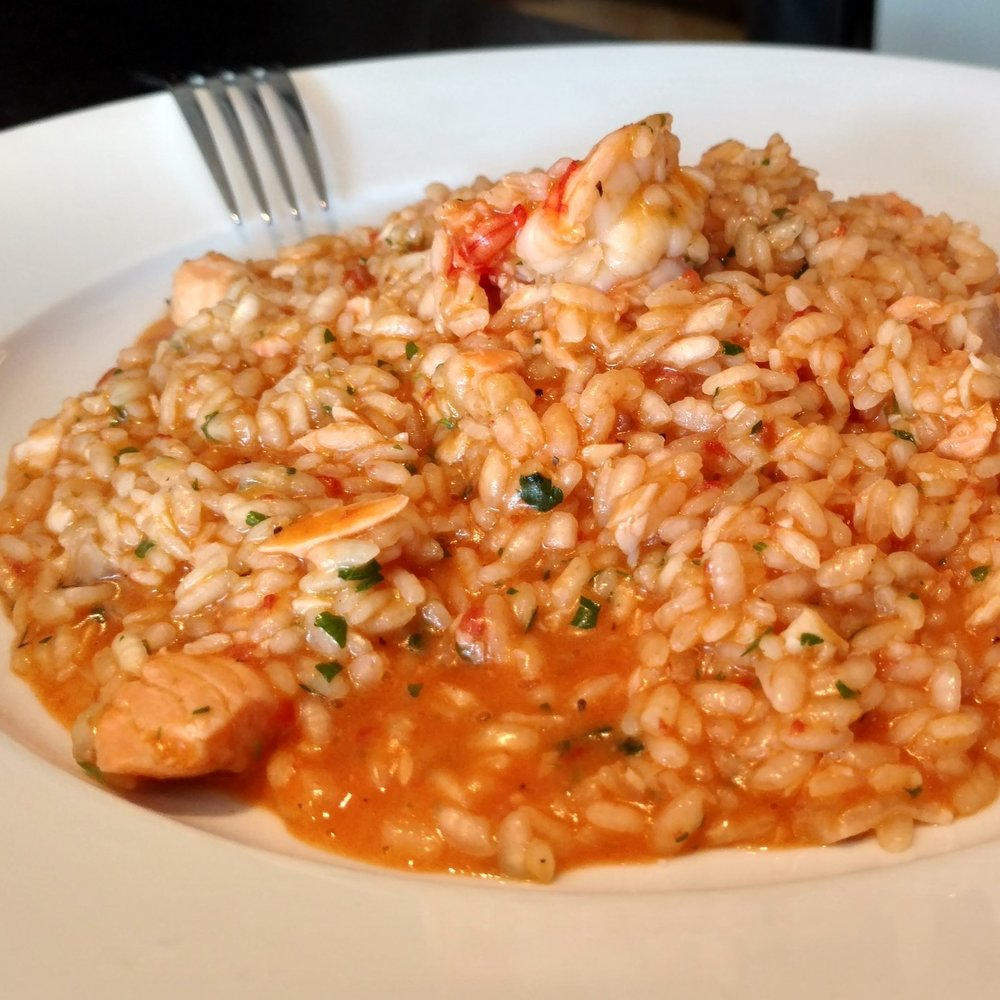 Risotto Seafood