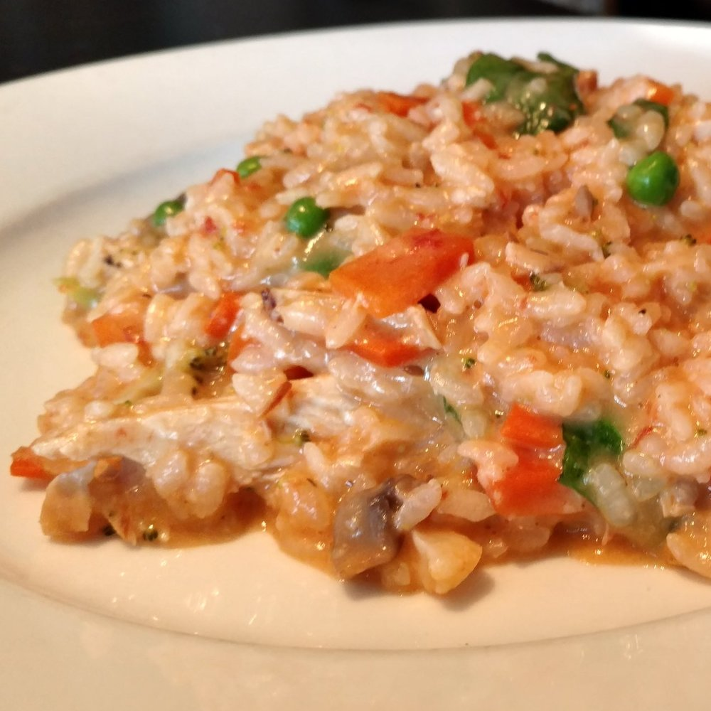 Risotto Vegetables