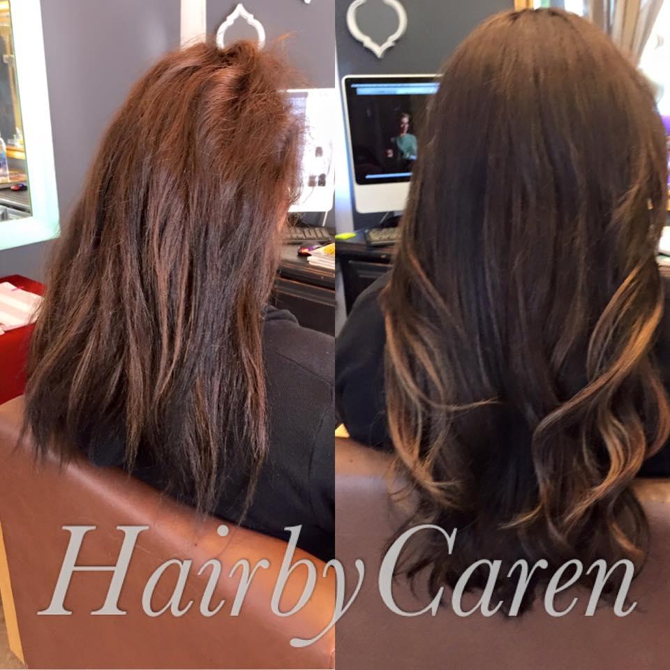 Hair by Caren