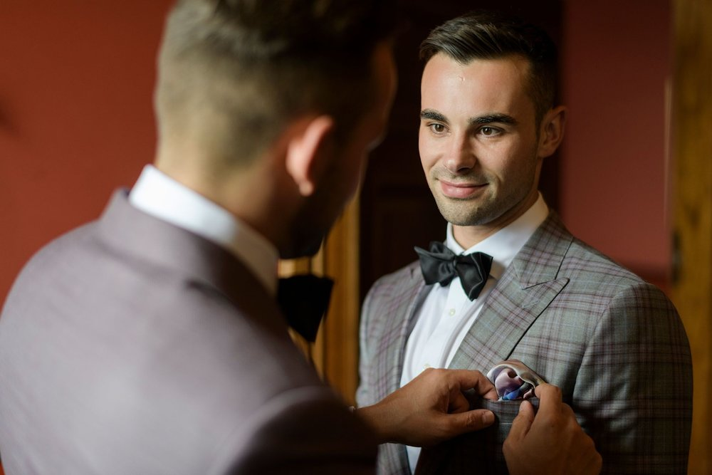 Taylor-Fielding-Matt-Joudo/Brisbane-Same-Sex-Wedding-Editorial