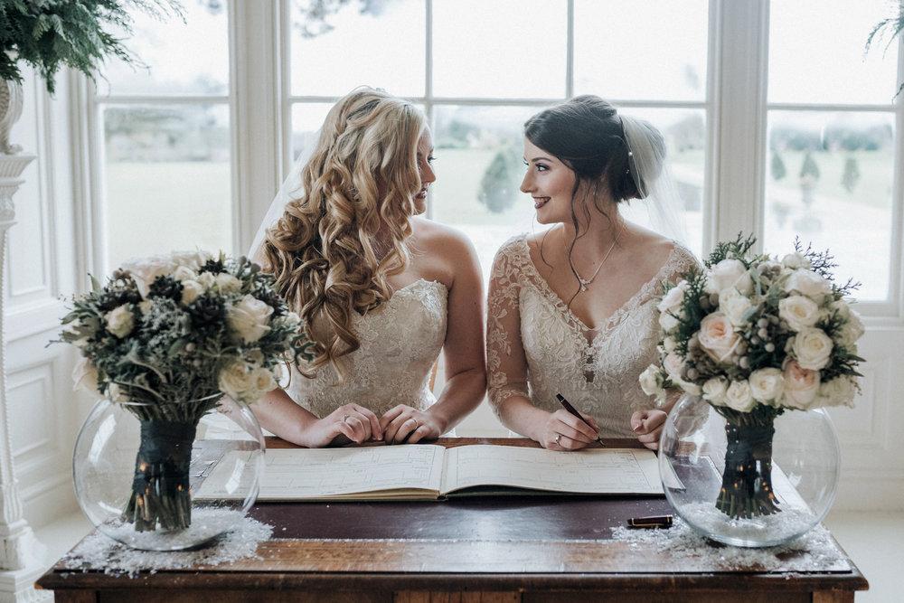 Same-Sex UK wedding 5